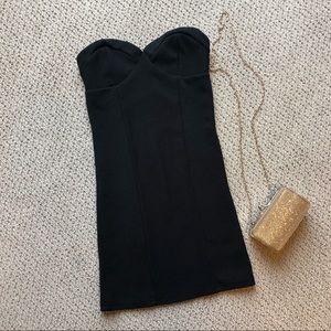 MinkPink Strapless Dress